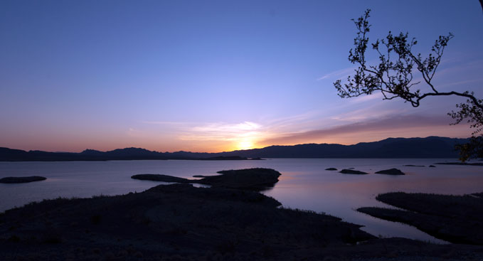 Boulder city magazine is a monthly publication full of for Lake mead fishing guides